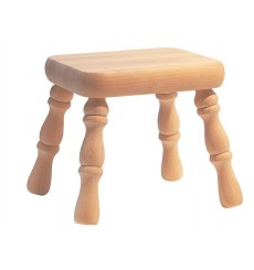 [14 Inch] Step Foot Stool