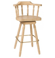Captain's Bar Stool
