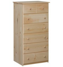 [27 Inch] Lehigh 6 Drawer Chest 9006