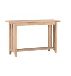 [48 Inch] Mission Sofa Table