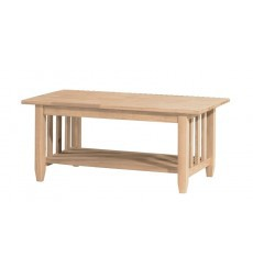[42 Inch] Mission Coffee Table