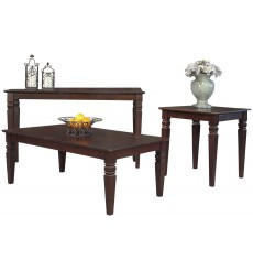 [48 Inch] Java Coffee Tables