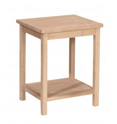 [14 Inch] Portman Short Accent Table