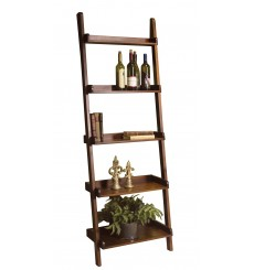 [26 Inch] Leaning Ladder Bookshelfs