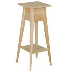 [12 Inch] Shaker Plant Stand 374