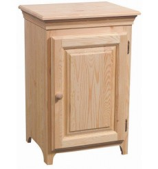 [20 Inch] AFC Pine 1 Door Console Cabinet