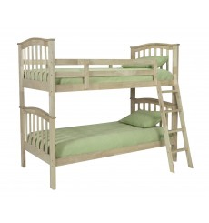 Pisa Bunk Beds - Unfinished