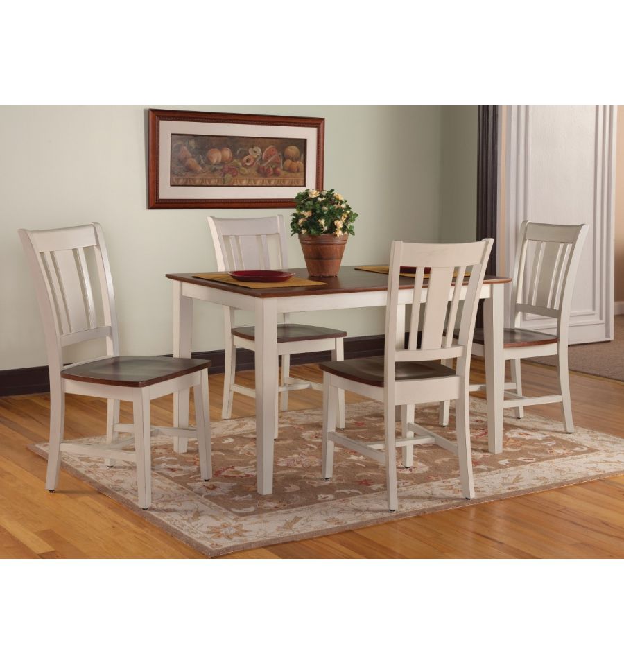5 Pc San Remo Dining Group - Wood You Furniture