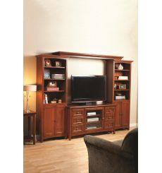 McKenzie Ent. Wall Unit